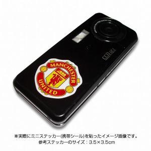 イングランド代表 ミニステッカー(携帯シール) footballfan 02