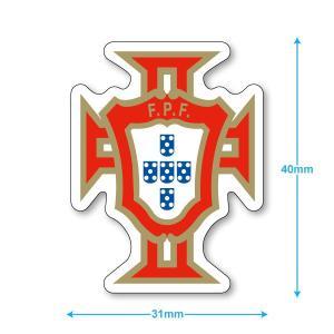 ポルトガル代表 ミニステッカー(携帯シール) footballfan