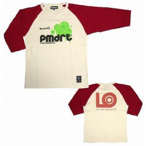 SPAZIO スパッツィオ 七分Tシャツ【Pomodorata】レッド[TP-0076-26]|footballfan