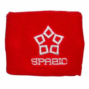 【SPAZIO スパッツィオ】STAR バンド/レッド[AC-0013]|footballfan