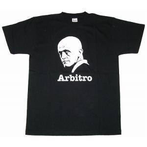 コッリーナ/Arbitro Tシャツ(黒)|footballfan