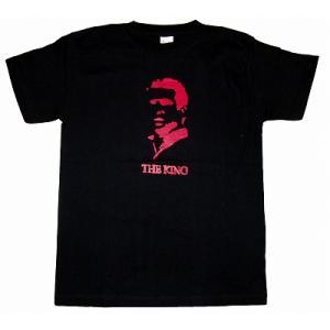 エリック・カントナ/THE KING Tシャツ(黒)|footballfan