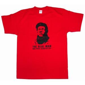 ファーガソン -The Real MAN- Tシャツ(赤)|footballfan