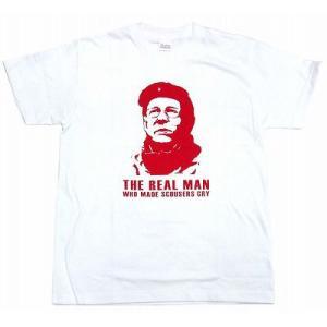ファーガソン -The Real MAN- Tシャツ(白)|footballfan