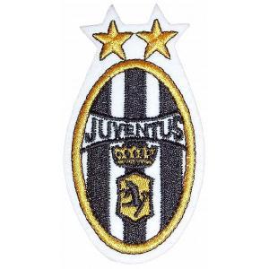 ユベントス(A) エンブレムワッペン|footballfan
