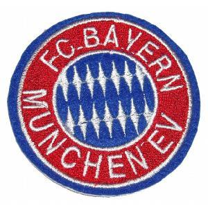 FCバイエルンミュンヘン エンブレムワッペン footballfan