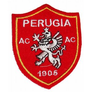 ACペルージャ エンブレムワッペン|footballfan