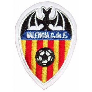 バレンシア エンブレムワッペン|footballfan