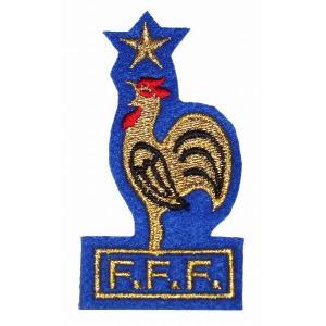 フランス代表 エンブレムワッペン|footballfan