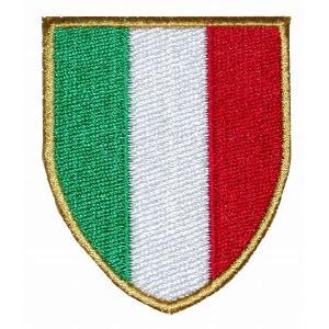 イタリア代表 エンブレムワッペン|footballfan