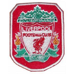 リバプール(赤) エンブレムワッペン|footballfan