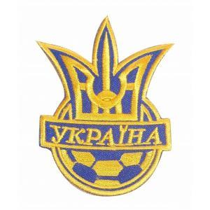 ウクライナ代表 エンブレム ワッペン|footballfan