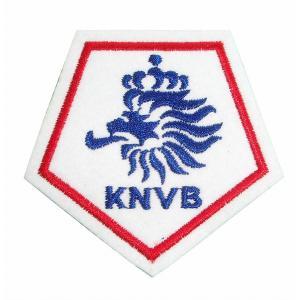 オランダ代表(白) エンブレム ワッペン|footballfan