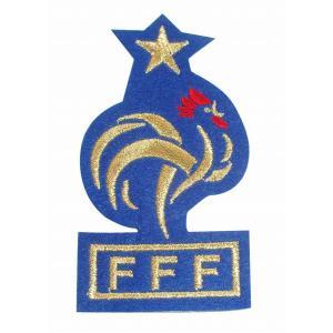 フランス代表 エンブレム ワッペン|footballfan
