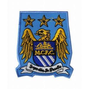 マンチェスターシティ エンブレムワッペン|footballfan
