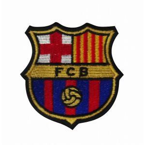 FCバルセロナ エンブレムワッペン|footballfan