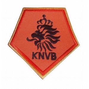 オランダ代表(オレンジ) エンブレムワッペン|footballfan
