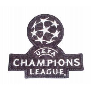 チャンピオンズリーグ ワッペン(黒)|footballfan