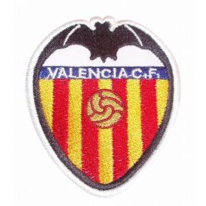 バレンシアCF エンブレムワッペン|footballfan