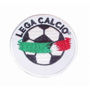 セリエ リーグパッチ ワッペン|footballfan