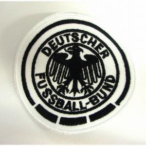 ドイツ代表(白) エンブレム ワッペン|footballfan