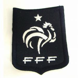 フランス代表(紺) エンブレム ワッペン|footballfan