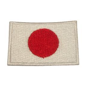 日本 国旗・ワッペン(小)|footballfan