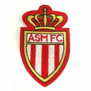 ASモナコ エンブレムワッペン|footballfan