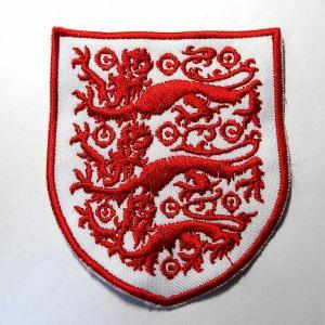 イングランド代表(赤)  エンブレム ワッペン|footballfan