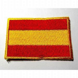 スペイン代表 国旗柄 ワッペン|footballfan