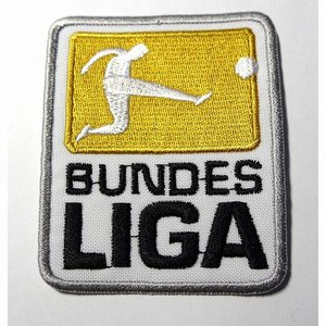 ブンデスリーガ(チャンピオン) ワッペン|footballfan