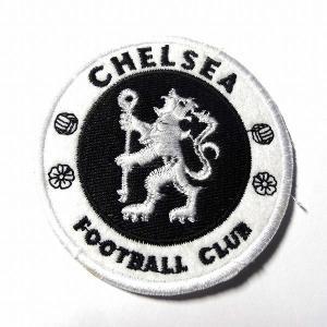 チェルシー(白) エンブレムワッペン|footballfan