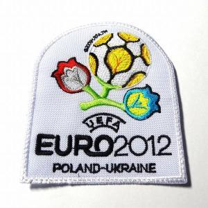 EURO2012 ワッペン|footballfan