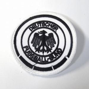 ドイツ代表(白) エンブレム ワッペン(小)|footballfan