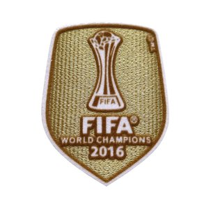 FIFA WORLD CHAMIPONS 2016 パッチ(ワッペン)〔wap284〕 footballfan
