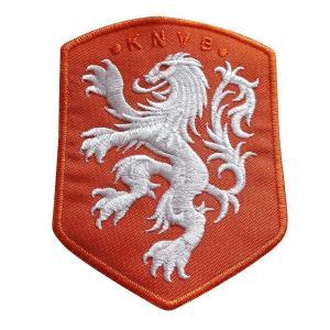 オランダ代表(オレンジ) エンブレムワッペン〔wap314〕 footballfan