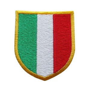 イタリア代表(国旗) ワッペン〔wap317〕|footballfan