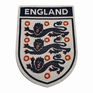 イングランド代表 エンブレムワッペン〔wap321〕|footballfan