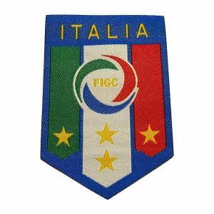 イタリア代表 エンブレムワッペン〔wap322〕|footballfan