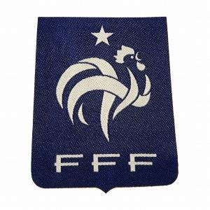 フランス代表 エンブレムワッペン〔wap324〕|footballfan