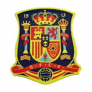 スペイン代表 エンブレムワッペン〔wap325〕|footballfan