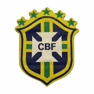 ブラジル代表 エンブレムワッペン〔wap328〕|footballfan