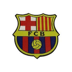 FCバルセロナ エンブレムワッペン〔wap342〕|footballfan
