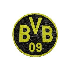 ドルトムント(黒) エンブレムワッペン〔wap347〕|footballfan