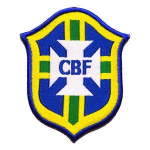 ブラジル代表 エンブレムワッペン〔wap361〕|footballfan