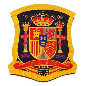 スペイン代表(大) エンブレムワッペン〔wap364〕|footballfan