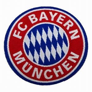 バイエルンミュンヘン エンブレムワッペン〔wap372〕|footballfan