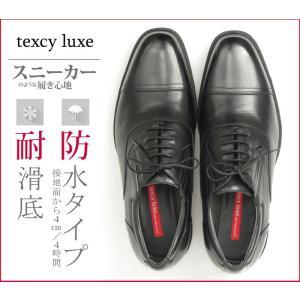 asics アシックス商事 texcy luxe/テクシーリュクス TU7787 (ブラック) 紳士...