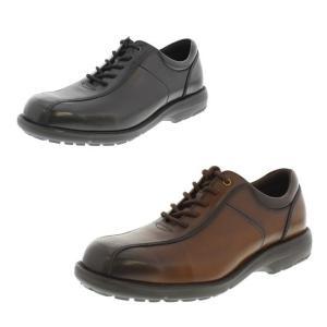 スニーカーのような履き心地の本革ビジネスシューズ。 クッション性と屈曲性に優れ、軽量感のあるEVA...
