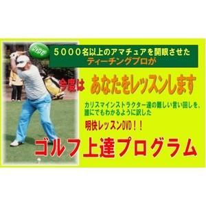 ゴルフ DVD ゴルフ上達プログラム Enjoy Golf Lessons PART.1 ビデオでス...